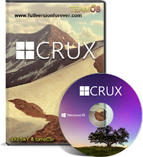 windows 10 crux edition download windows 10 cruex edition