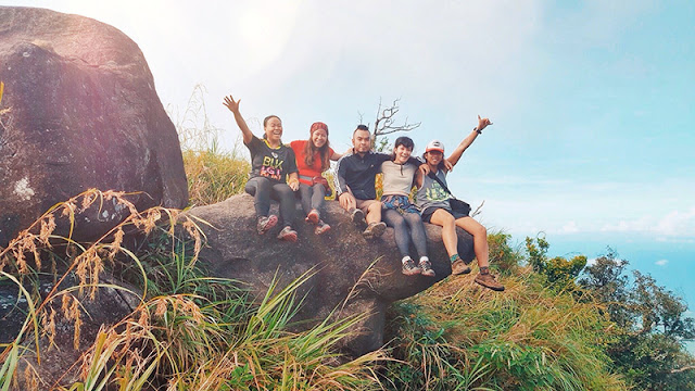 tarak ridge summit