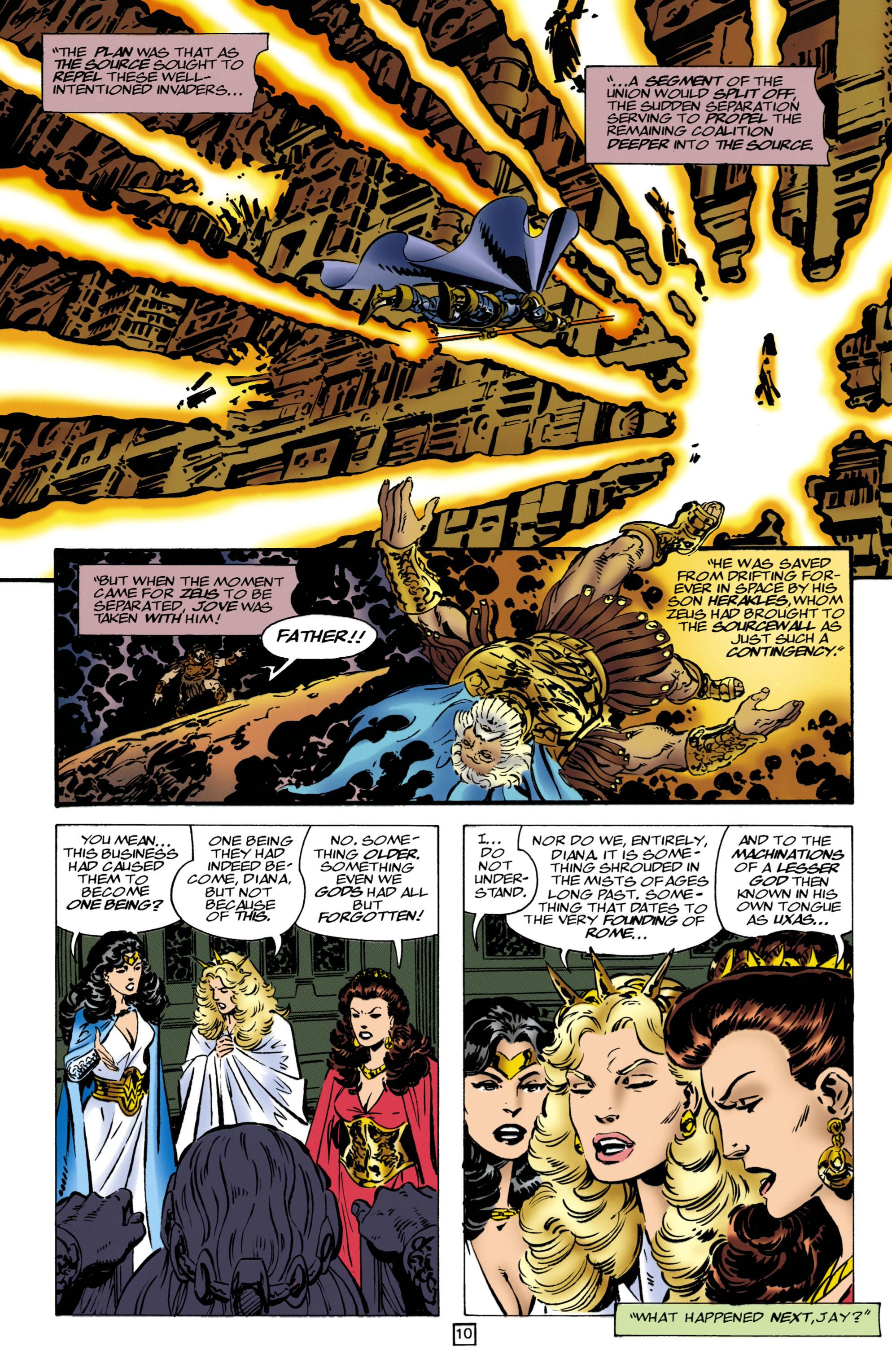 Read online Wonder Woman (1987) comic -  Issue #131 - 10