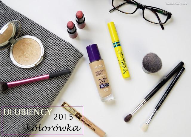 ULUBIEŃCY 2015 cz. I kolorówka