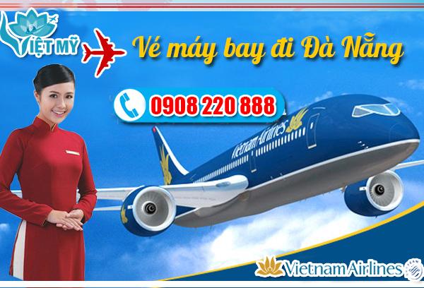 Vé máy bay đi Đà Nẵng hãng Vietnam Airlines