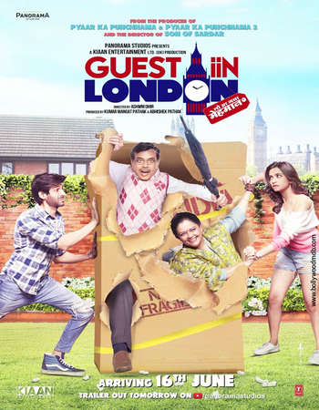Guest In London 2017 Full Hindi Mobile Movie Download