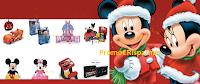 Logo Concorso ''Disney La Magia del Natale'': vinci forniture di Regali Disney