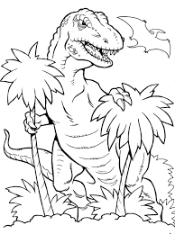 The Latest Tyrannosaurus Coloring Pages Dinosaur