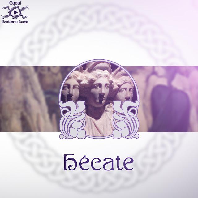 Hécate - Deusa das bruxas e dos caminhos | Wicca, Magia, Bruxaria, Paganismo