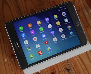 """Jual Tab Samsung Tab A8"""" SM-P355 16GB"""