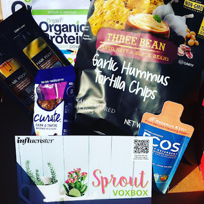 Sprout Vox Box from Influenster