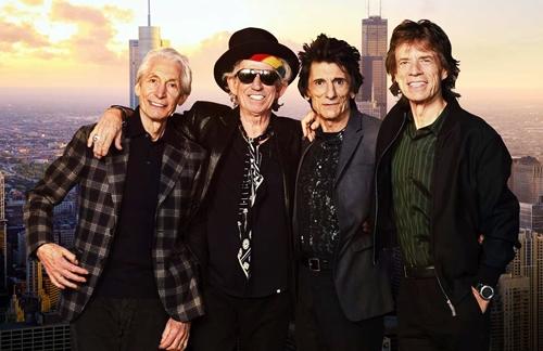 Rolling Stones - Scarlet