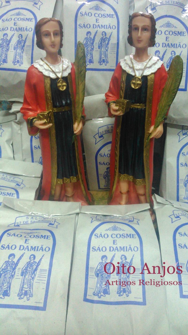 27 de Setembro: Dia de São Cosme e Damião - Saiba porque é entregue Doces nesta data