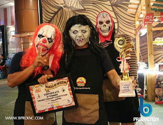 Papa Buncit, 2nd Best Tenant Retro Halloween Competition, Kemang BBQ Party Chapter 8