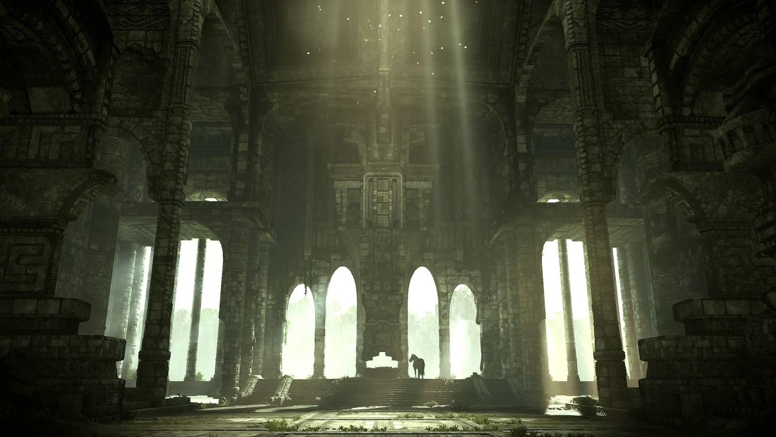 Shadow of the Colossus muestra su historia y su banda sonora