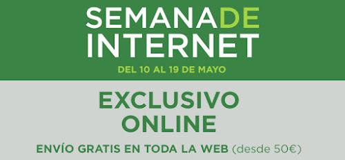 Top 15 ofertas Semana de Internet de El Corte Inglés