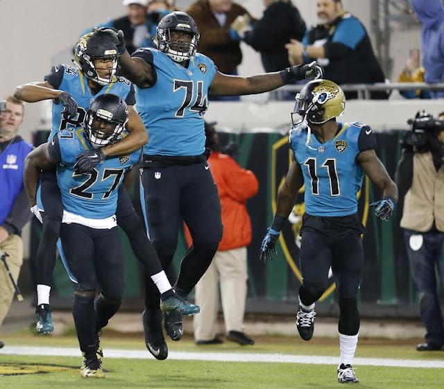 Jaguars beat Seahawks