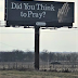 Texas City Officials Explain why they want to remove a billboard that asks people to pray