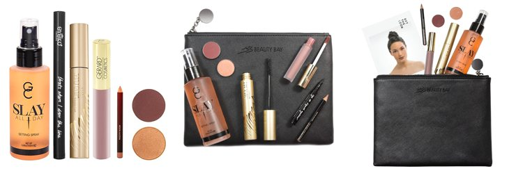 Beauty Bay Holiday Makeup Bag It's Trending Deluxe Edition
