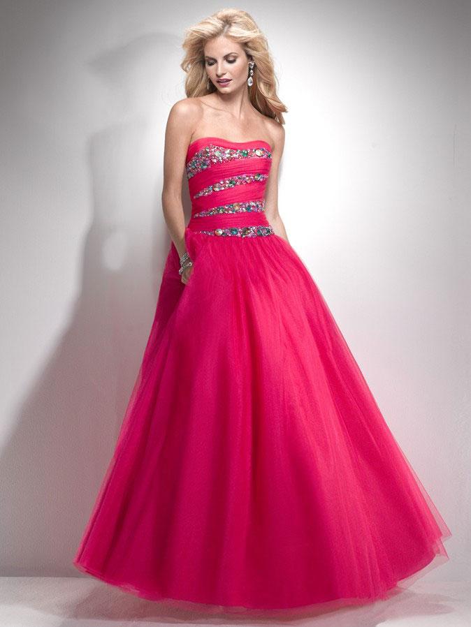 prom dresses from flirt