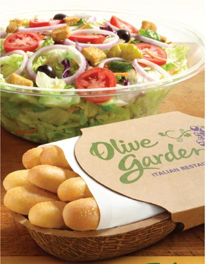 unlimited soup salad breadsticks lunch for 699 at olivegarden - Olive Garden Unlimited Soup And Salad