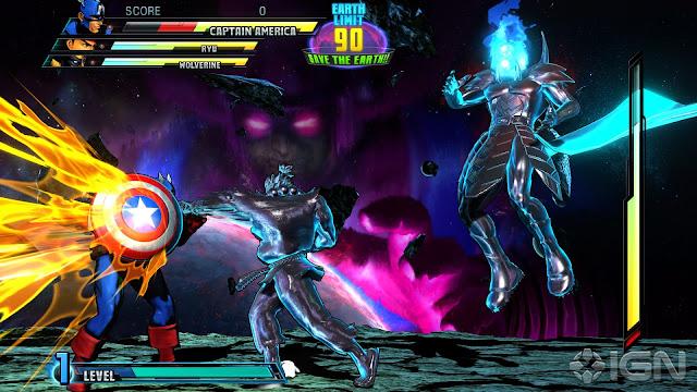 Ultimate Marvel vs Capcom 3 + Online Captura 1