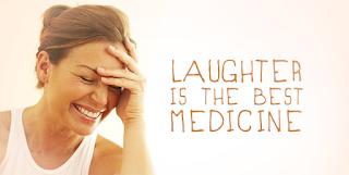 Riendo es medicina