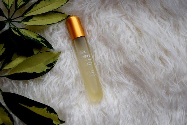 Zapach, który można zabrać wszędzie || Lacoste Touch of sun
