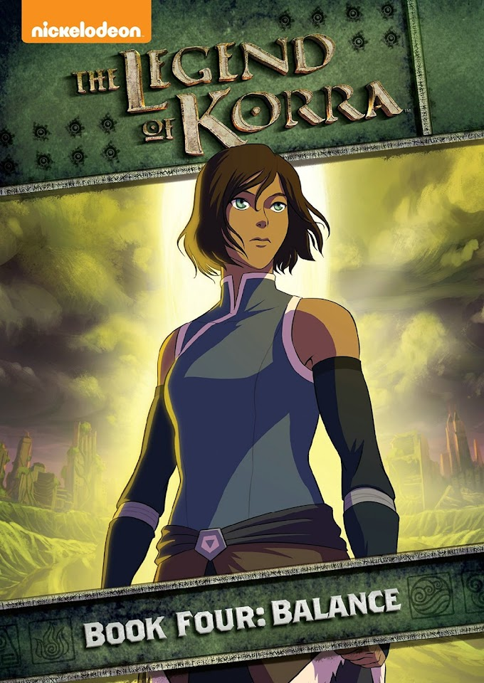 Avatar: The Legend of Korra Book 4 [BATCH]