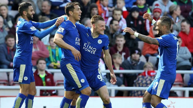 Leicester City book place in Europa League after victory over Sunderland