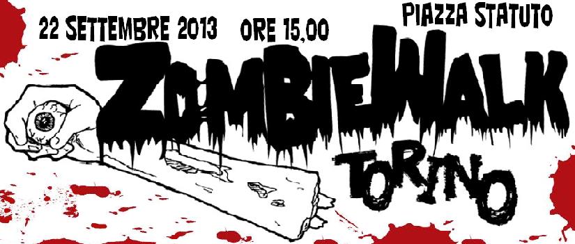 Zombie Walk Torino: 22 Settembre 2013