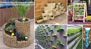 Vertical Gardening Ideas Diy