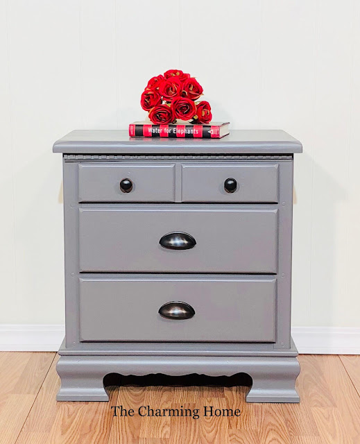 matching nightstand and dresser