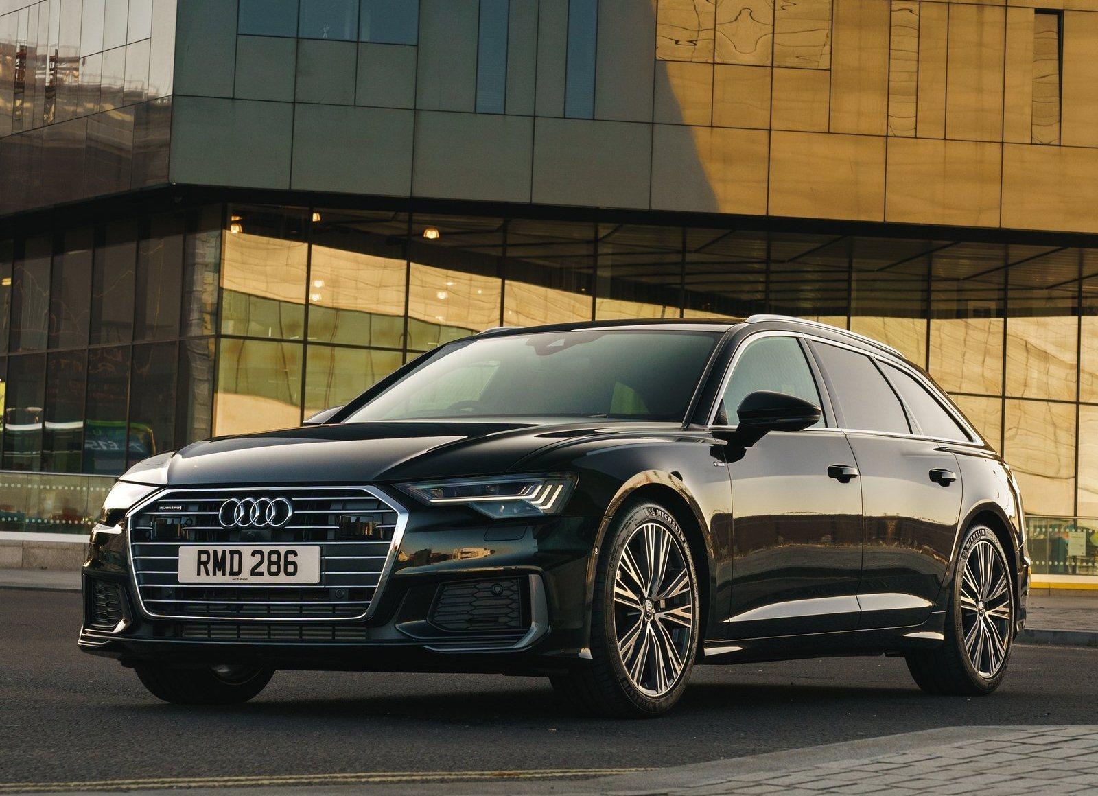2019 Audi A6 Avant Uk