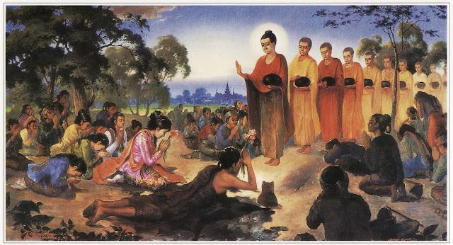 Đạo Phật Nguyên Thủy - Kinh Tăng Chi Bộ - 8 nguồn nước công đức