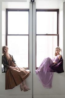 Asia Golubevaon and Chenoa Petraski