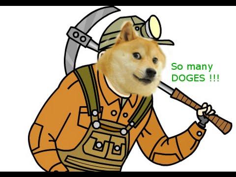 Earn Between 0.23 - 45k Dogecoins Every Hour!!