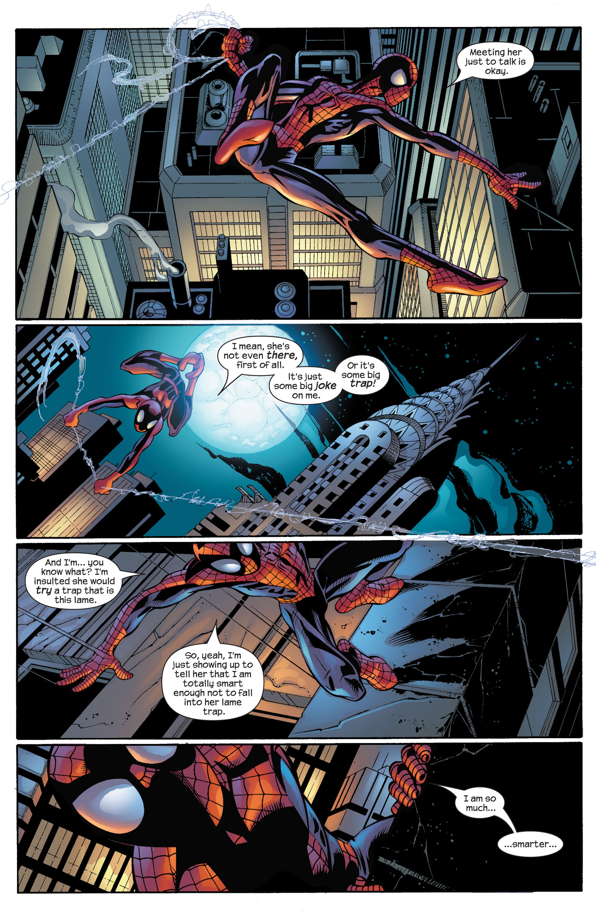 Read online Ultimate Spider-Man (2000) comic -  Issue #51 - 20