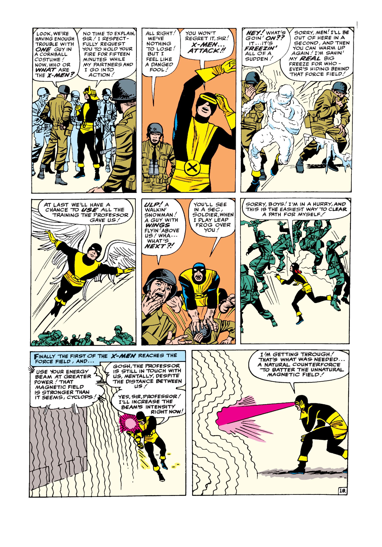 Uncanny X-Men (1963) -1 Page 18