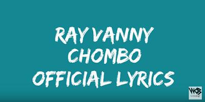Ray Vanny - Chombo