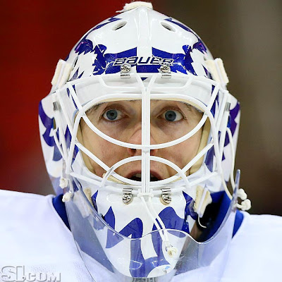 I Love Goalies!: Ben Scrivens 2012-13 Mask