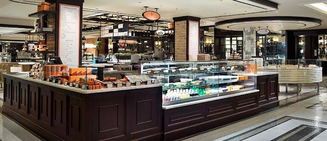 The Plaza Food Hall em Nova York