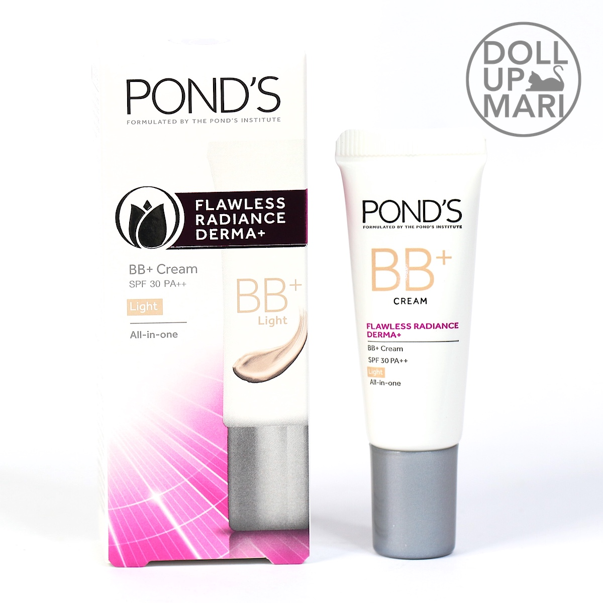Ponds Flawless Radiance Derma Now At Sample Room Doll Up Mari Daily Moist 50g Bb Cream