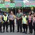 Pimpinan TNI dan Polri di NTB Cek Pospam Lebaran dan Berikan Motivasi Personil Yang Bertugas