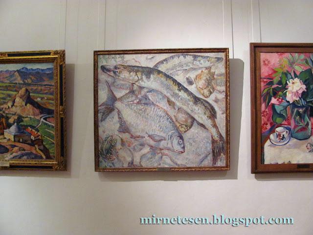 Художественный музей в Рязани, Ларионов