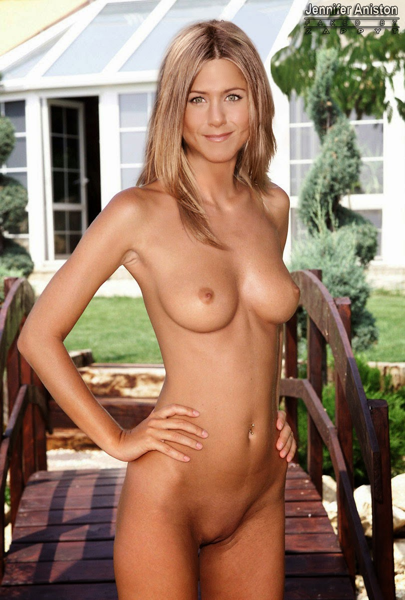 Did not jennifer aniston topless Quite right!
