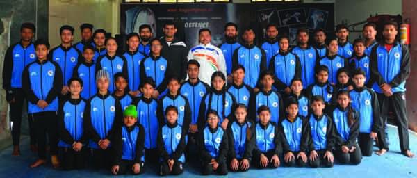 राष्ट्रीय किकबाक्सिंग प्रतियोगिता में हिस्सा लेने के लिए फरीदाबाद की टीम रवाना: सुनील