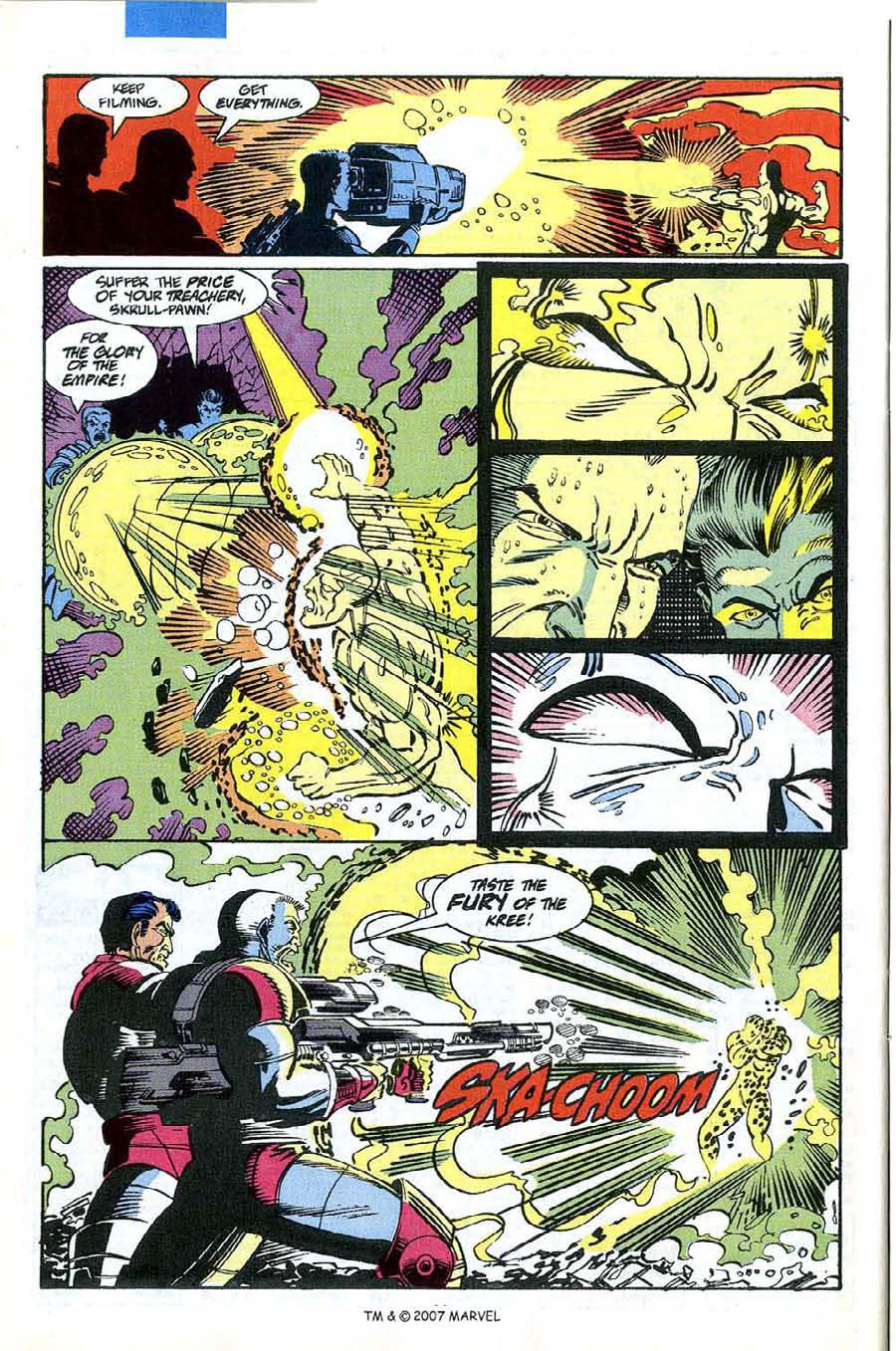 Read online Silver Surfer (1987) comic -  Issue #53 - 26