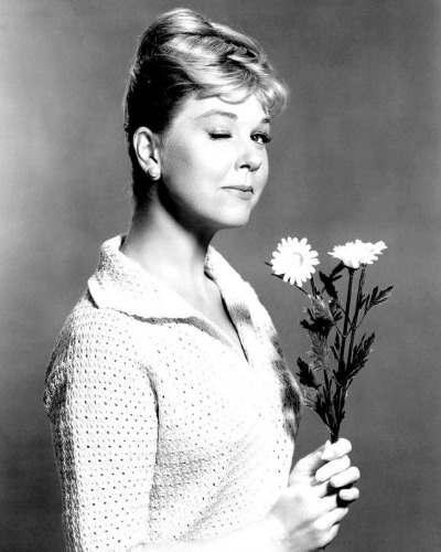 Doris Day in Publicity Still for 1960's Please Don't Eat the Daisies Morton Haack Costume Designer