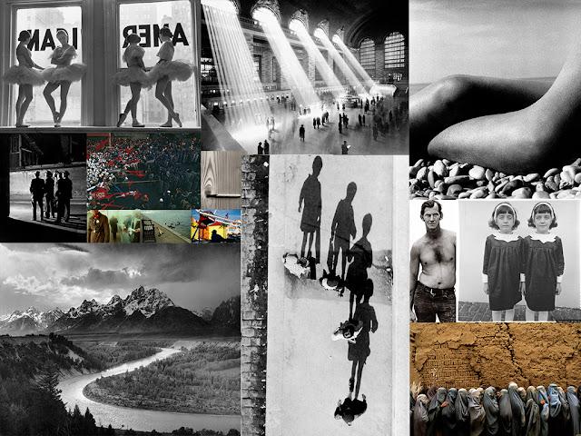 10 actividades para mejorar en Fotografía sin hacer fotos