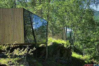Juvet Hotel, Norway