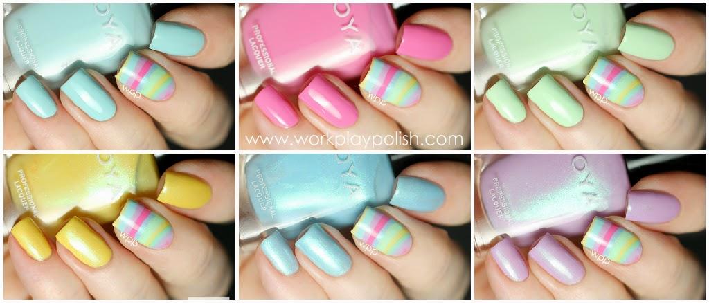 Zoya Spring Delight Collection