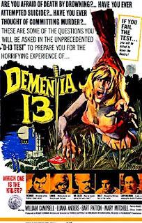 Película Demencia 13 online