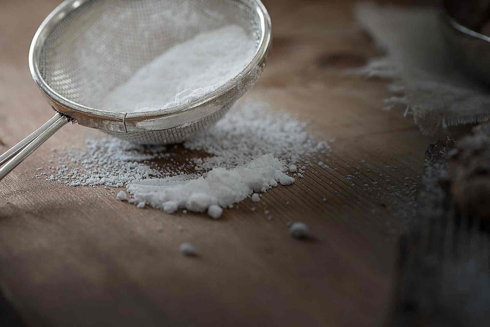 How to Make Icing Sugar at Home/